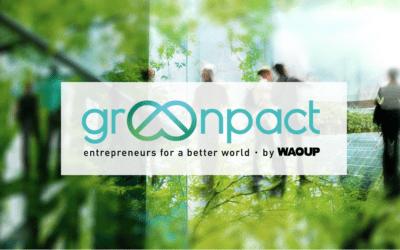 Greenpact, startup studio des transitions écologiques
